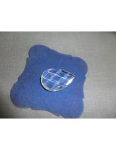50 mm amandel kristal